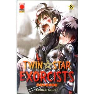 Twin Star Exorcists - N° 8 - Twin Star Exorcists - Manga Rock Planet Manga