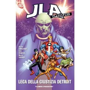 Jla Classified - N° 3 - Lega Della Giustizia Detroit - Planeta-De Agostini