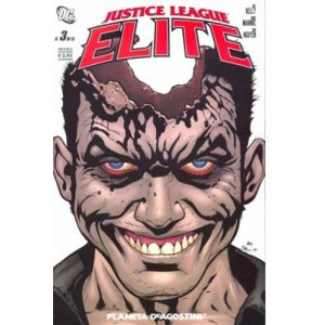 Justice League Elite (M6) - N° 3 - Justice League Elite 3 Di 6 - Planeta-De Agostini