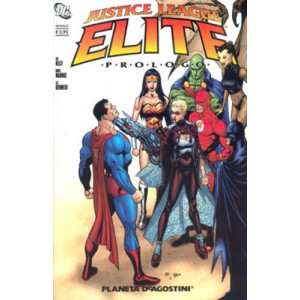 Justice League Elite Premessa - Justice League Elite Premessa - Planeta-De Agostini