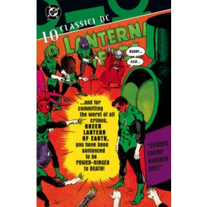 Lanterna Verde M12 - N° 10 - Classici Dc - Planeta-De Agostini