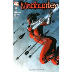 Manhunter Serie - N° 3 - Manhunter - Planeta-De Agostini