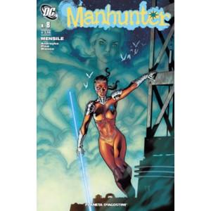 Manhunter Serie - N° 8 - Manhunter - Planeta-De Agostini