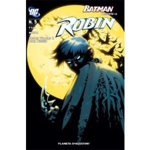 Robin - N° 5 - Batman Presenta 14 - Batman Presenta Planeta-De Agostini