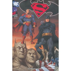 Superman Batman (M6) - N° 1 - Superman Batman - Planeta-De Agostini
