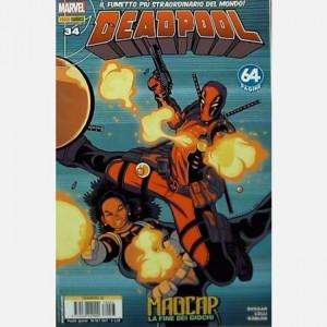 Deadpool Deadpool N° 34