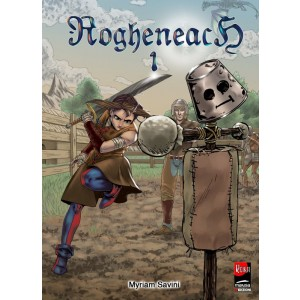 Rogheneach - N° 1 - Rogheneach - Reika Manga Reika Manga