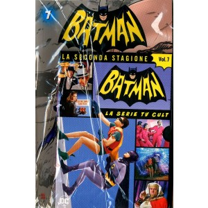 Batman '66 (Dvd + Fumetto) - N° 7 - Batman '66 - Rw Lion