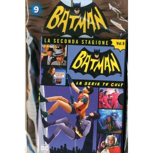 Batman '66 (Dvd + Fumetto) - N° 9 - Batman '66 - Rw Lion