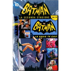 Batman '66 (Dvd + Fumetto) - N° 10 - Batman '66 - Rw Lion