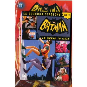 Batman '66 (Dvd + Fumetto) - N° 11 - Batman '66 - Rw Lion