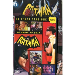 Batman '66 (Dvd + Fumetto) - N° 17 - Batman '66 - Rw Lion