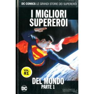 Dc Comics Le Grandi Storie... - N° 81 - I Piu' Grandi Eroi Del Mondo - Parte 1 - Rw Lion
