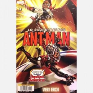 Lo stupefacente Ant - Man Lo stupefacente Ant -Man N° 2/6