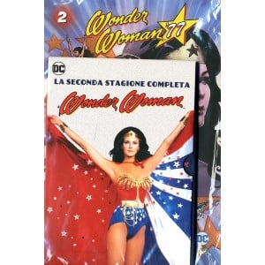 Wonder Woman '77 (Dvd+Fumetto) - N° 2 - Wonder Woman '77 - Rw Lion