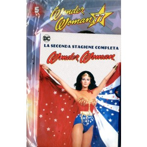 Wonder Woman '77 (Dvd+Fumetto) - N° 5 - Wonder Woman '77 - Rw Lion