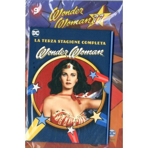 Wonder Woman '77 (Dvd+Fumetto) - N° 9 - Wonder Woman '77 - Rw Lion