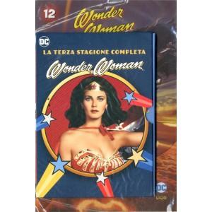 Wonder Woman '77 (Dvd+Fumetto) - N° 12 - Wonder Woman '77 - Rw Lion