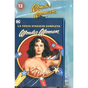 Wonder Woman '77 (Dvd+Fumetto) - N° 13 - Wonder Woman '77 - Rw Lion