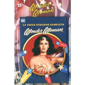 Wonder Woman '77 (Dvd+Fumetto) - N° 15 - Wonder Woman '77 - Rw Lion