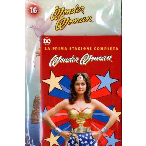 Wonder Woman '77 (Dvd+Fumetto) - N° 16 - Wonder Woman '77 - Rw Lion