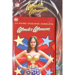 Wonder Woman '77 (Dvd+Fumetto) - N° 18 - Wonder Woman '77 - Rw Lion