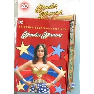 Wonder Woman '77 (Dvd+Fumetto) - N° 20 - Wonder Woman '77 - Rw Lion