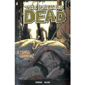 Walking Dead Gazzetta Sport - N° 4 - Il Lungo Cammino 2 + Dvd - Saldapress