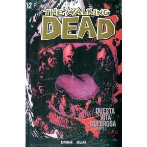 Walking Dead Gazzetta Sport - N° 12 - Questa Vita Dolorosa 2 + Dvd - Saldapress