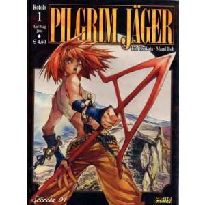 Pilgrim Jeager - N° 1 - Pilgrim Jaeger Vol.1 - Shin Vision