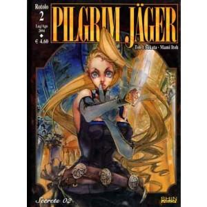 Pilgrim Jeager - N° 2 - Pilgrim Jeager 2 - Shin Vision
