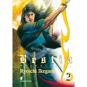 Bestia - Ryugetsusho - N° 2 - Bestia - Ryugetsusho 2 (M4) - Storie Di Kappa Star Comics