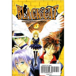 Black Cat - N° 4 - Neverland 161 - Neverland Star Comics