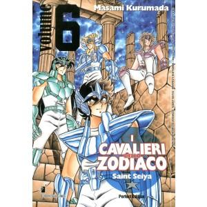 Cavalieri Zodiaco - N° 6 - Saint Seiya Perfect Edition (M22) - Star Comics