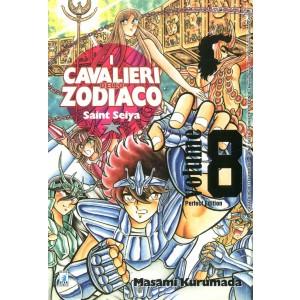Cavalieri Zodiaco - N° 8 - Saint Seiya Perfect Edition (M22) - Star Comics