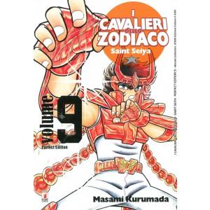 Cavalieri Zodiaco - N° 9 - Saint Seiya Perfect Edition (M22) - Star Comics