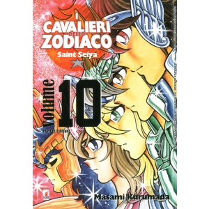 Cavalieri Zodiaco - N° 10 - Saint Seiya Perfect Edition (M22) - Star Comics