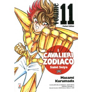 Cavalieri Zodiaco - N° 11 - Saint Seiya Perfect Edition (M22) - Star Comics