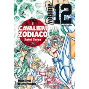 Cavalieri Zodiaco - N° 12 - Saint Seiya Perfect Edition (M22) - Star Comics