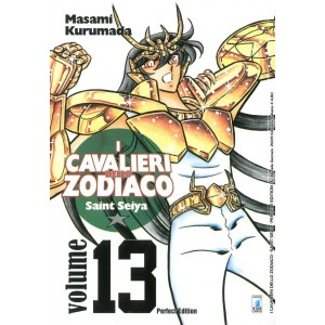 Cavalieri Zodiaco - N° 13 - Saint Seiya Perfect Edition (M22) - Star Comics