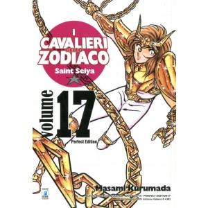 Cavalieri Zodiaco - N° 17 - Saint Seiya Perfect Edition (M22) - Star Comics
