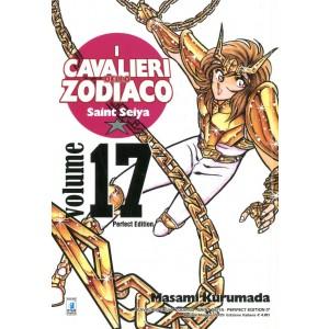 Cavalieri Zodiaco - N° 17 - Saint Seiya Perfect Edition (M22) - Star Comics