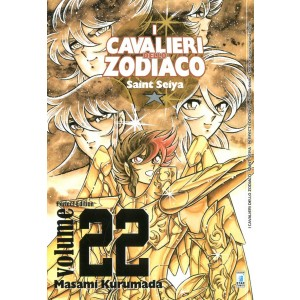 Cavalieri Zodiaco - N° 22 - Saint Seiya Perfect Edition (M22) - Star Comics
