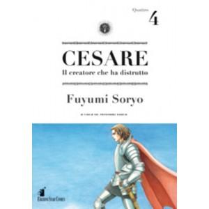 Cesare - N° 4 - Cesare 4 - Storie Di Kappa Star Comics