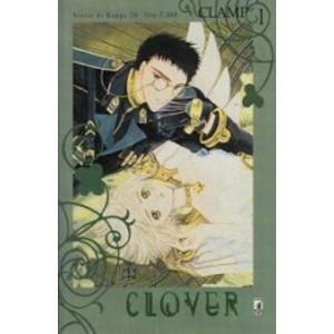 Clover Sk - N° 1 - Clover 1 - Storie Di Kappa Star Comics