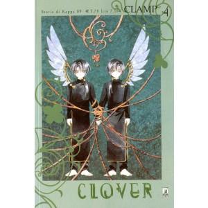 Clover Sk - N° 4 - Clover 4 - Storie Di Kappa Star Comics