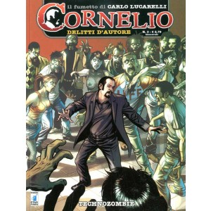 Cornelio - N° 3 - Technozombie - Star Comics