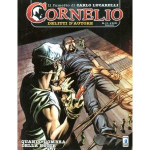Cornelio - N° 11 - Quando L'Ombra Della Notte - Star Comics