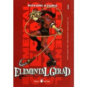 Elemental Gerad - N° 1 - Elemental Gerad (M18) - Zero Star Comics