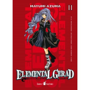 Elemental Gerad - N° 2 - Elemental Gerad (M18) - Zero Star Comics